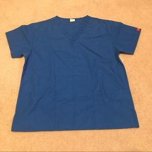 NEW DARK BLUE DICKIES TOP LARGE